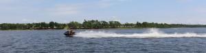 Cumberland Bay, Grand Lake, New Brunswick